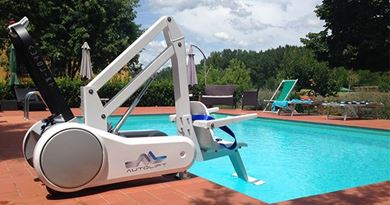 Picture for category Pool Access Solutions